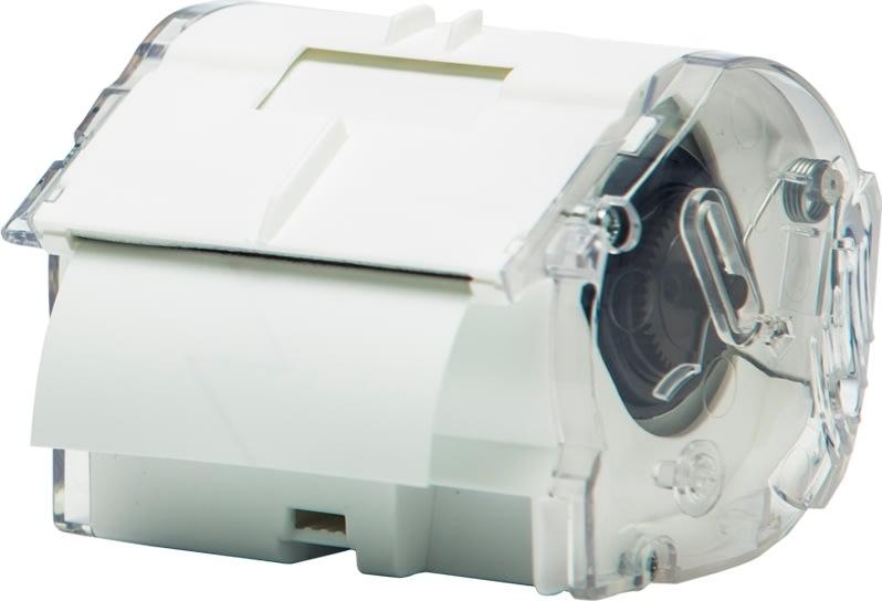 Brother TZe-Zero-ink labeltape 50mm x 5m, hvid