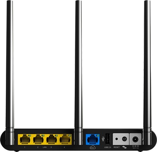 STRONG Dual Band Router 750 Mbit/s