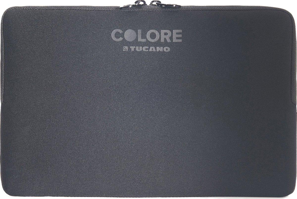 Tucano Colore 9-10.5'' notebook sleeve, sort