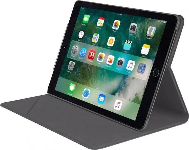 Tucano Minerale cover til iPad 2017/2018, grå