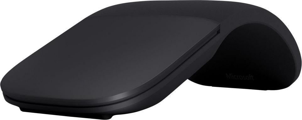 Microsoft Surface Arc mus (Bluetooth), sort
