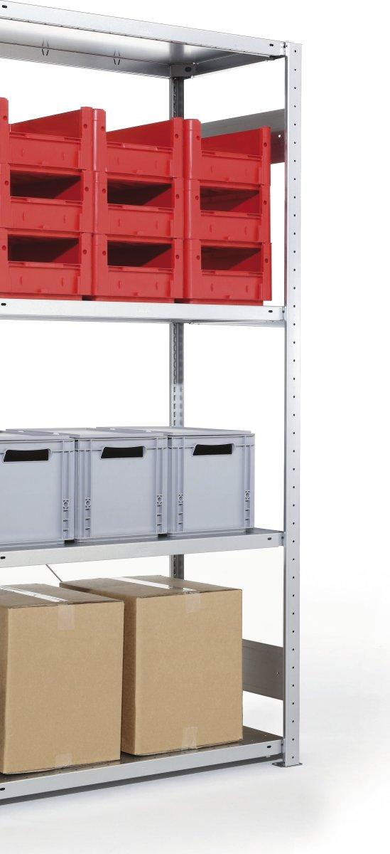 META Clip Tilbyg 100 kg, 200x100x50 inkl. 4 hylde