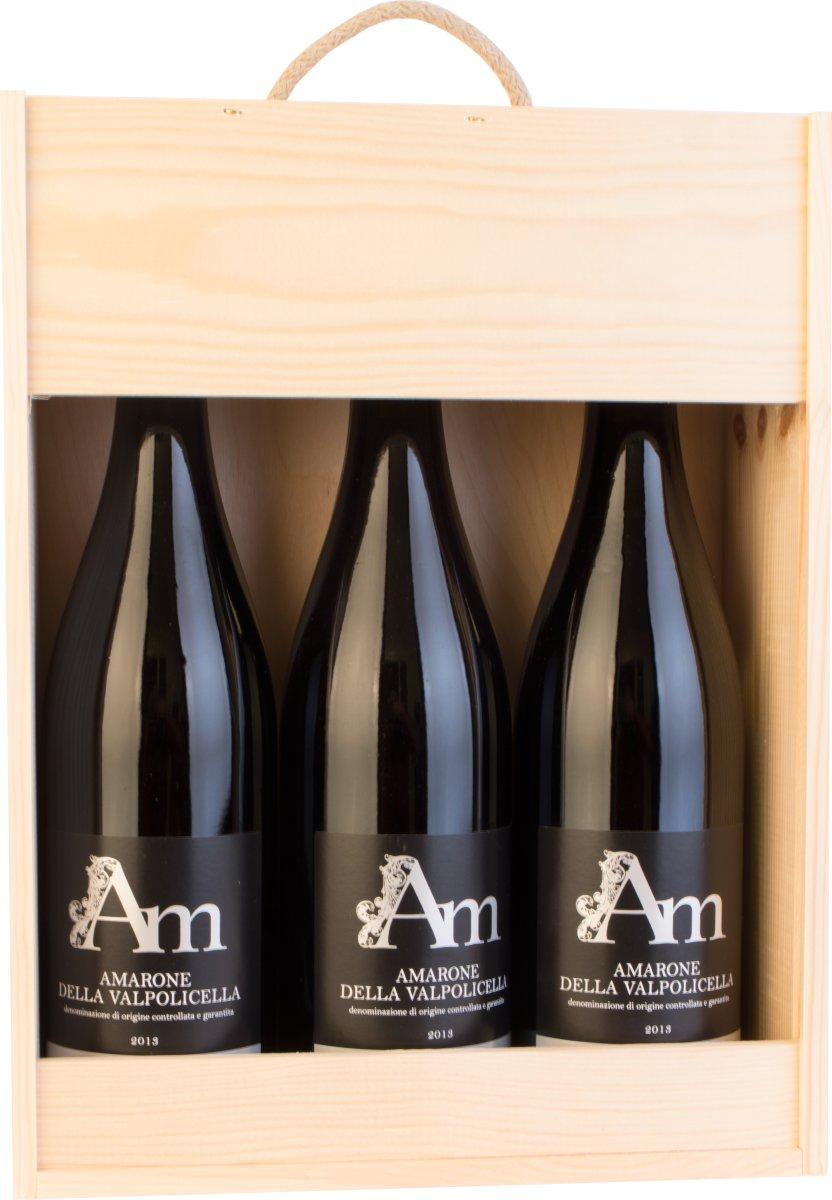 AM-Amarone della Valpolicella 3 stk. i trækasse