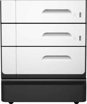 HP PageWide Pro kabinet med 2x500 ark mediebakke