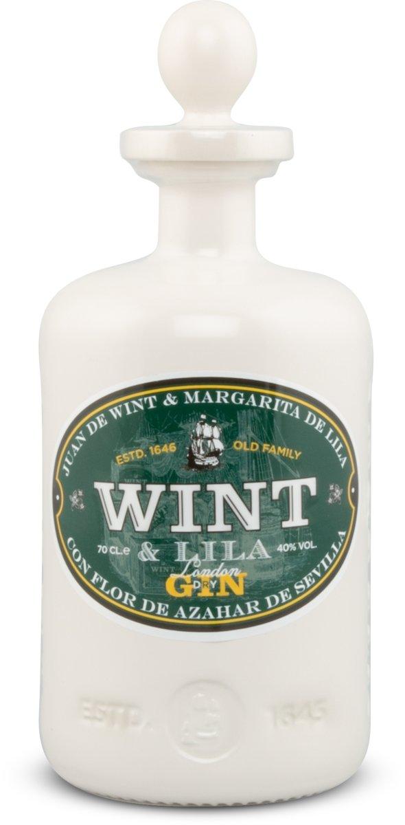 Wint Lila London Dry Gin 700 ml + 2 tonic