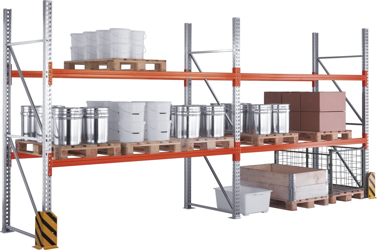 META pallereolsæt, 330x360x110, 1000 kg. pr. palle