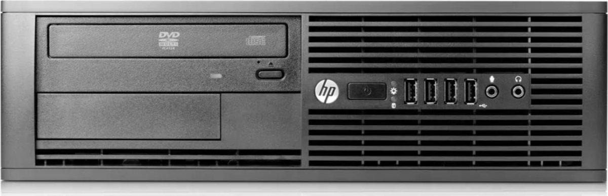 Brugt (A) HP Compaq 8200 Elite stationær PC
