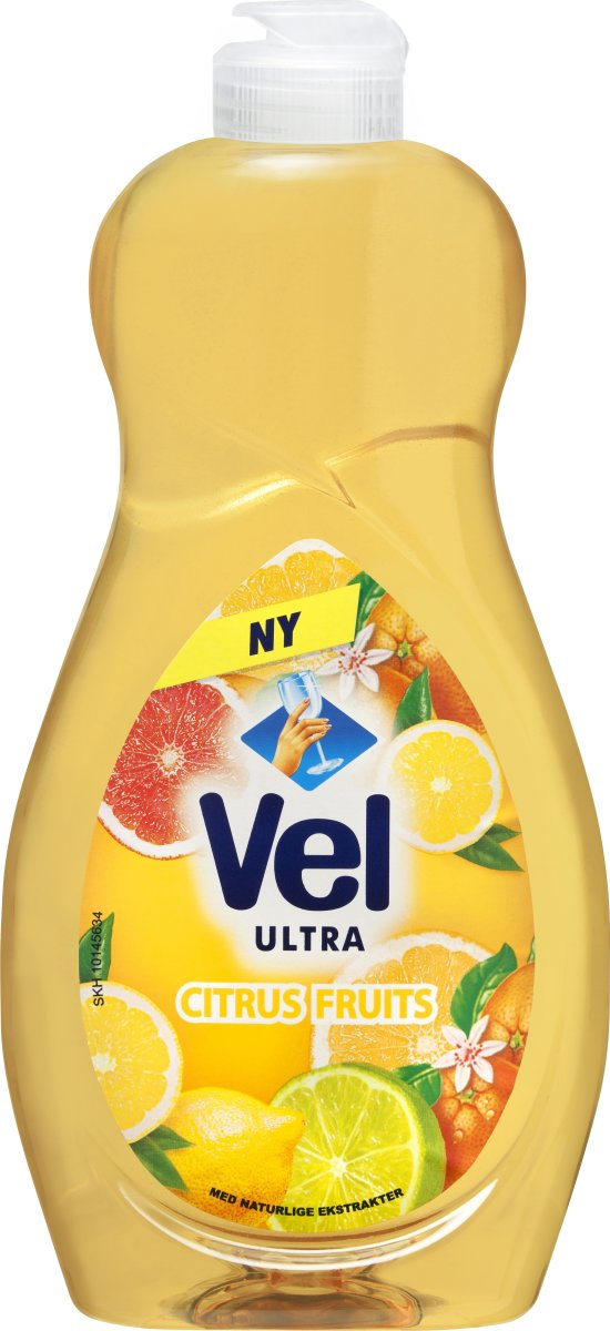 Vel Opvaskemiddel, Citrus Fruits, 500 ml