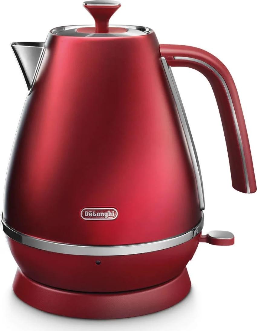 De'Longhi KBI2001.R Elkedel, rød, 1,7 L