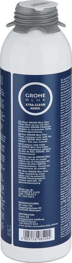 GROHE Blue Rengøringspatron