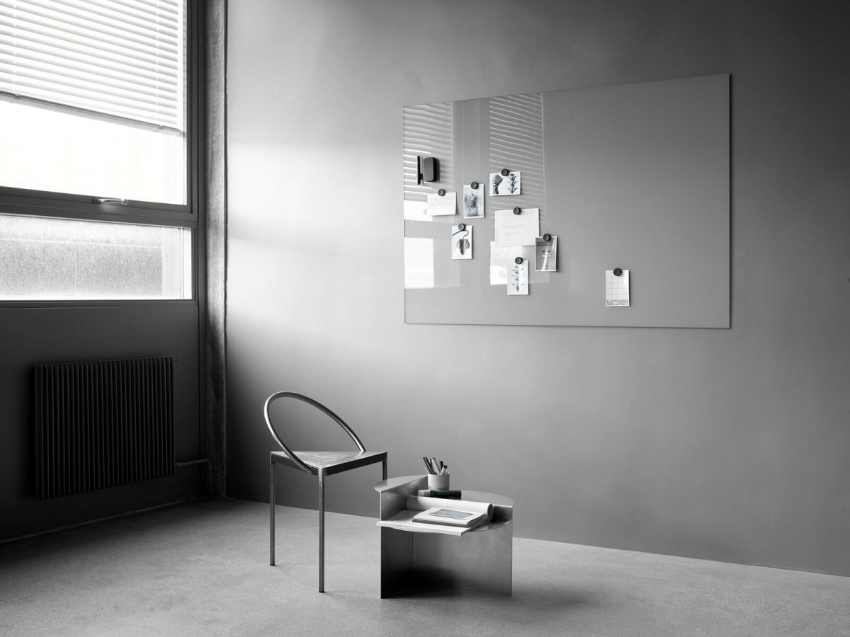 Lintex Mood Wall, 100 x 125 cm, lysegrå Shy