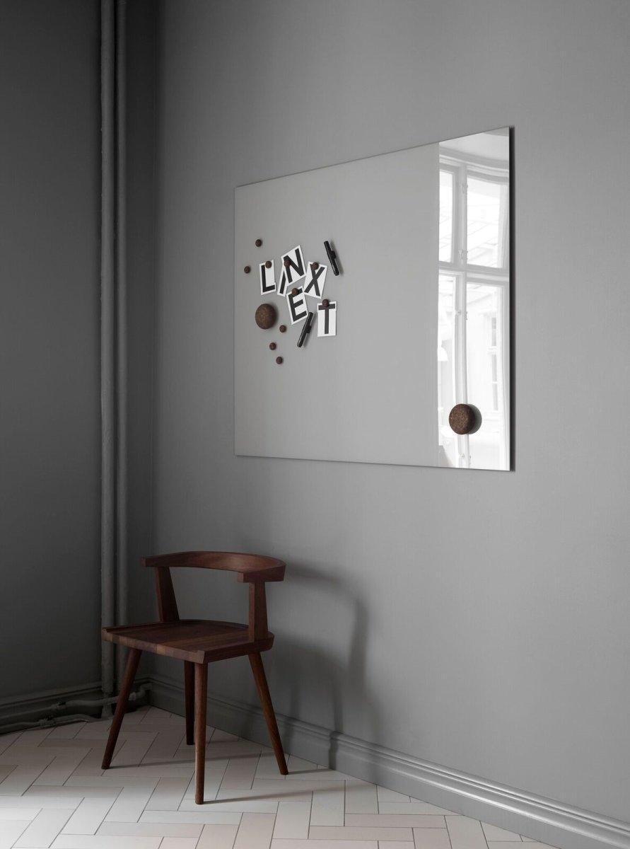 Lintex Mood Wall, 30 x 30 cm, lysegrå Shy