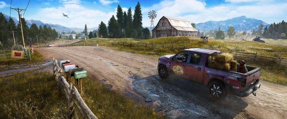 Far Cry 5 til Xbox One