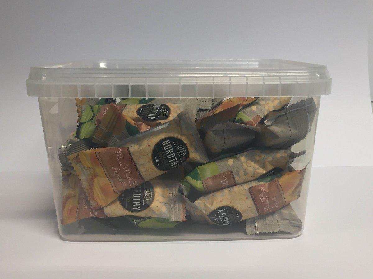 Mini Müsli Bars Mix, 700 g (ca. 40-44 stk.)