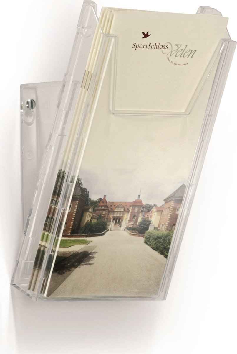 Durable Combiboxx Brochureholder 1/3 A4