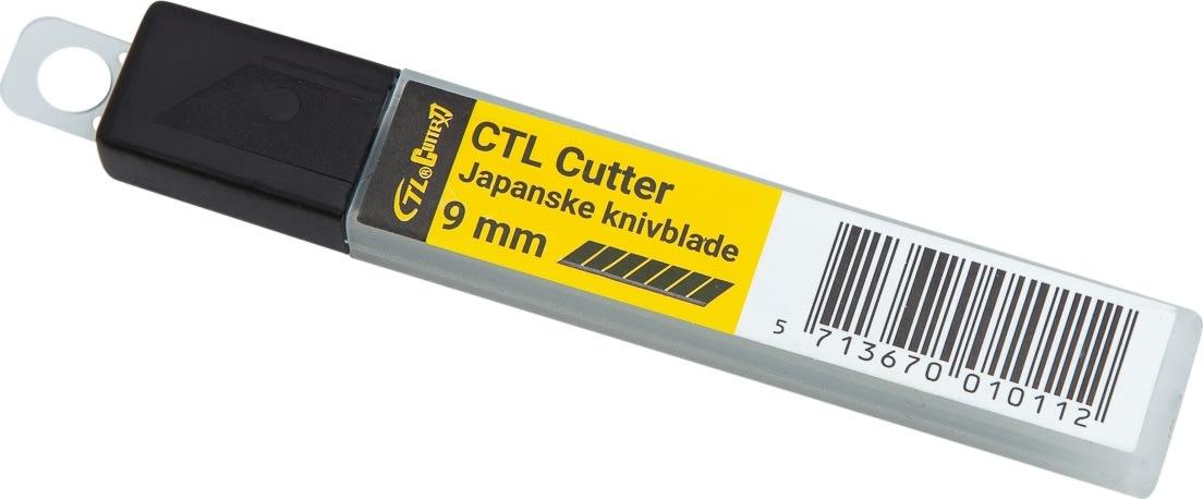 CTL Cutter Japanske Knivblade 9 mm, 10 stk.