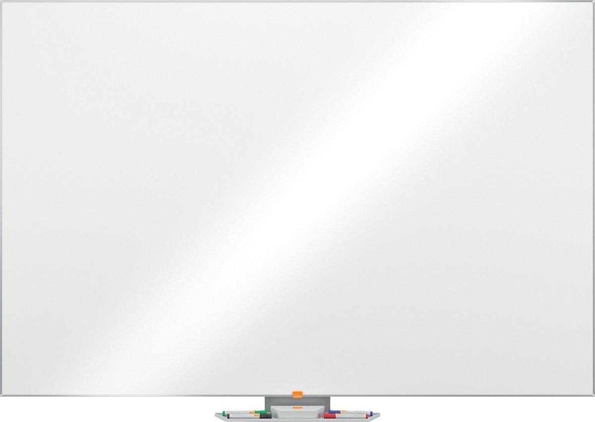 Nobo Classic stål whiteboard - 120 x 180 cm