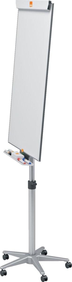 Nobo Classic magnetisk mobil flipover i stål