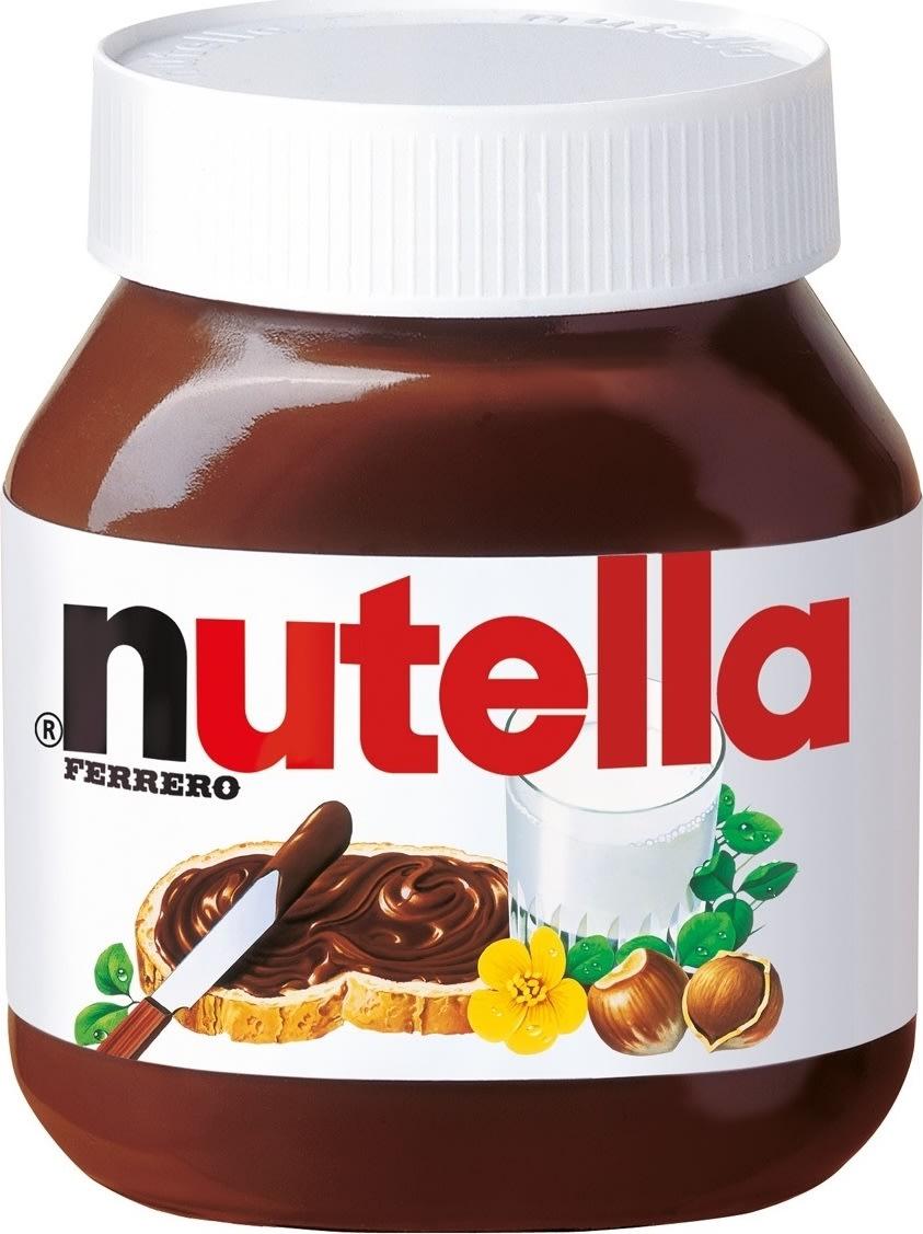 Nutella i glas, 350 g