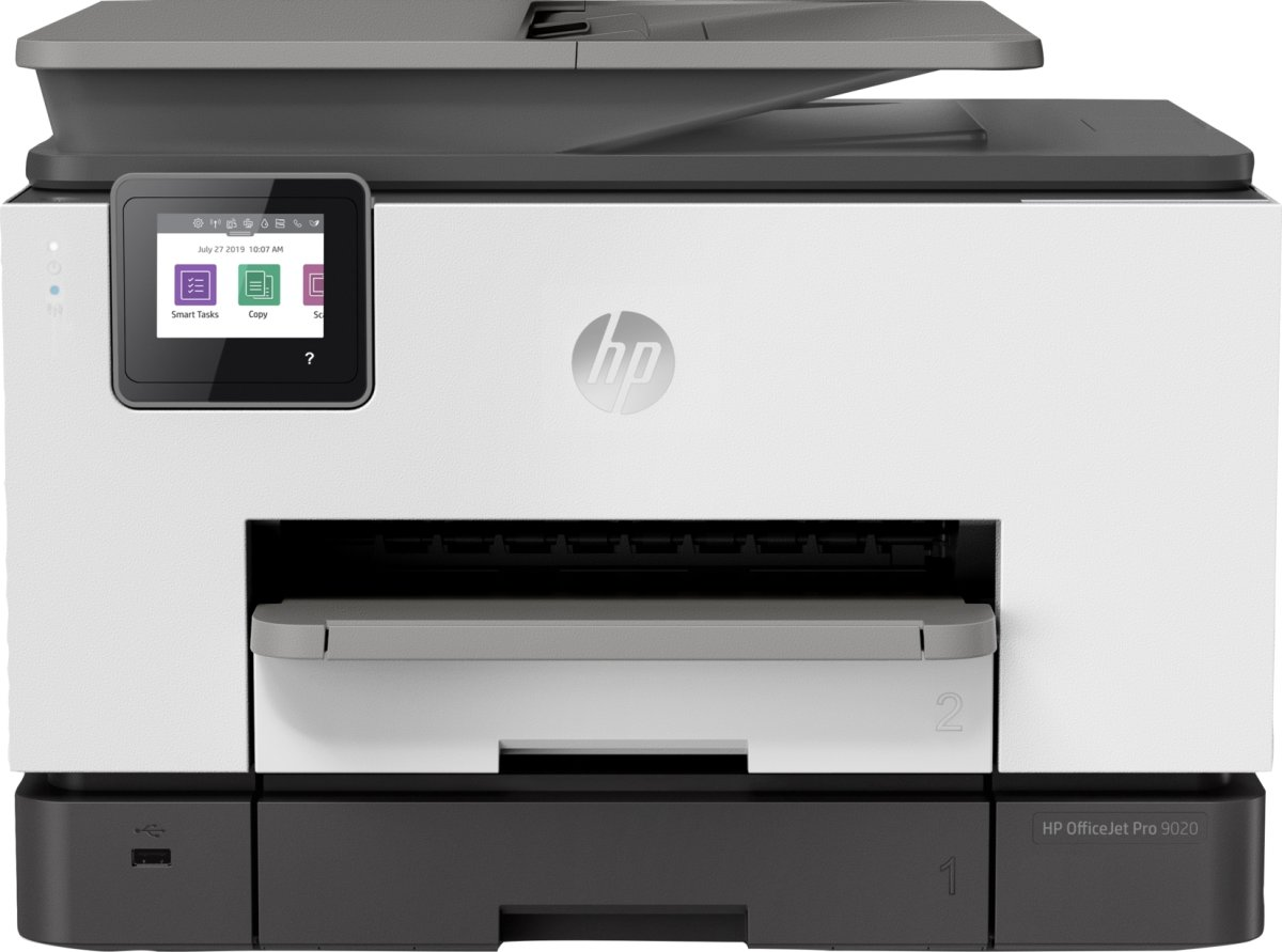 HP Officejet Pro 9020 e-AiO printer