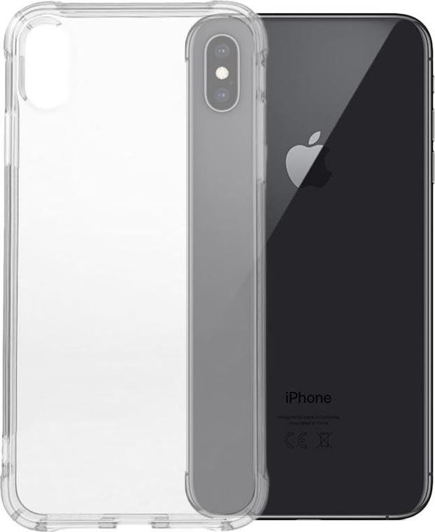 Twincase iPhone Xs case, transparent