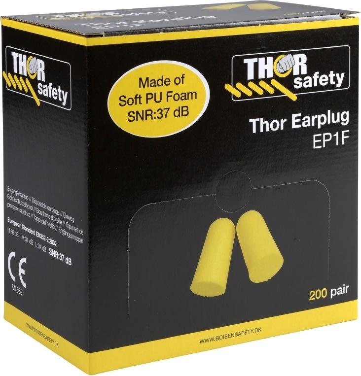 Thor ørepropper, 37 db