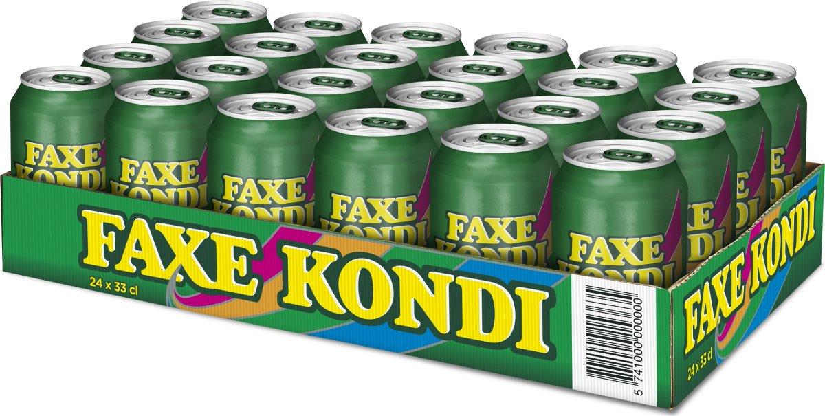 Faxe Kondi 33 cl