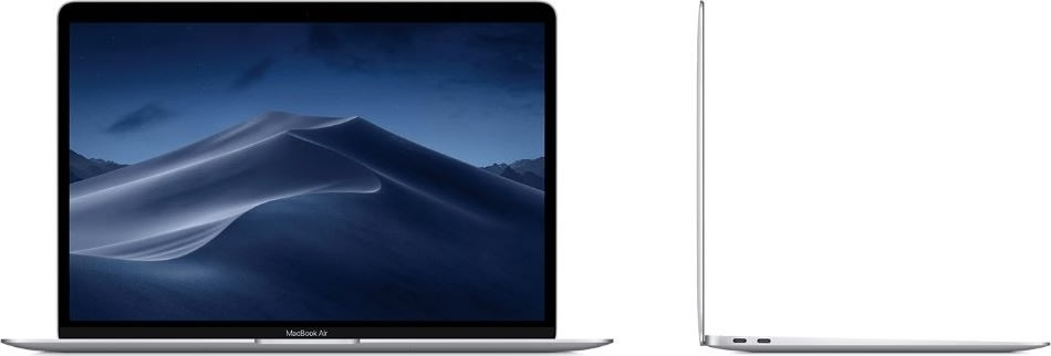 "Apple 13"" MacBook Air (2019), 128 GB, Silver"