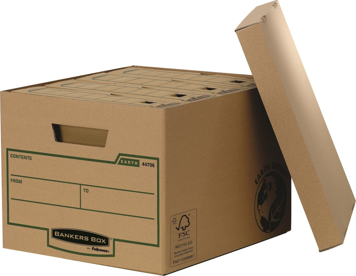 Bankers Box Earth Standard Arkivkasse