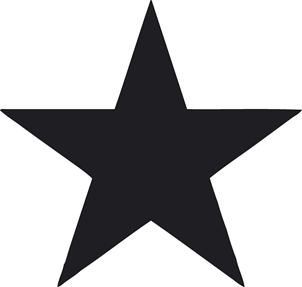 Fiskars Vippestansejern, 25 mm, stjerne
