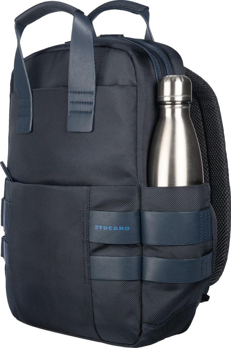 "Tucano SUPER 14"" rygsæk, mørkeblå"