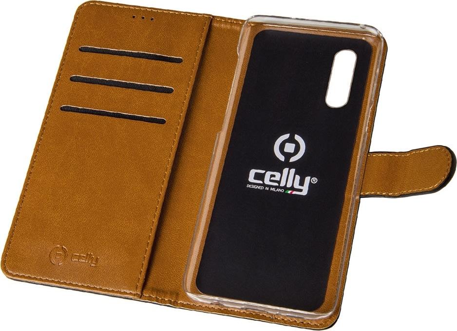 Celly flipovercover til iPhone Xs Max, sort
