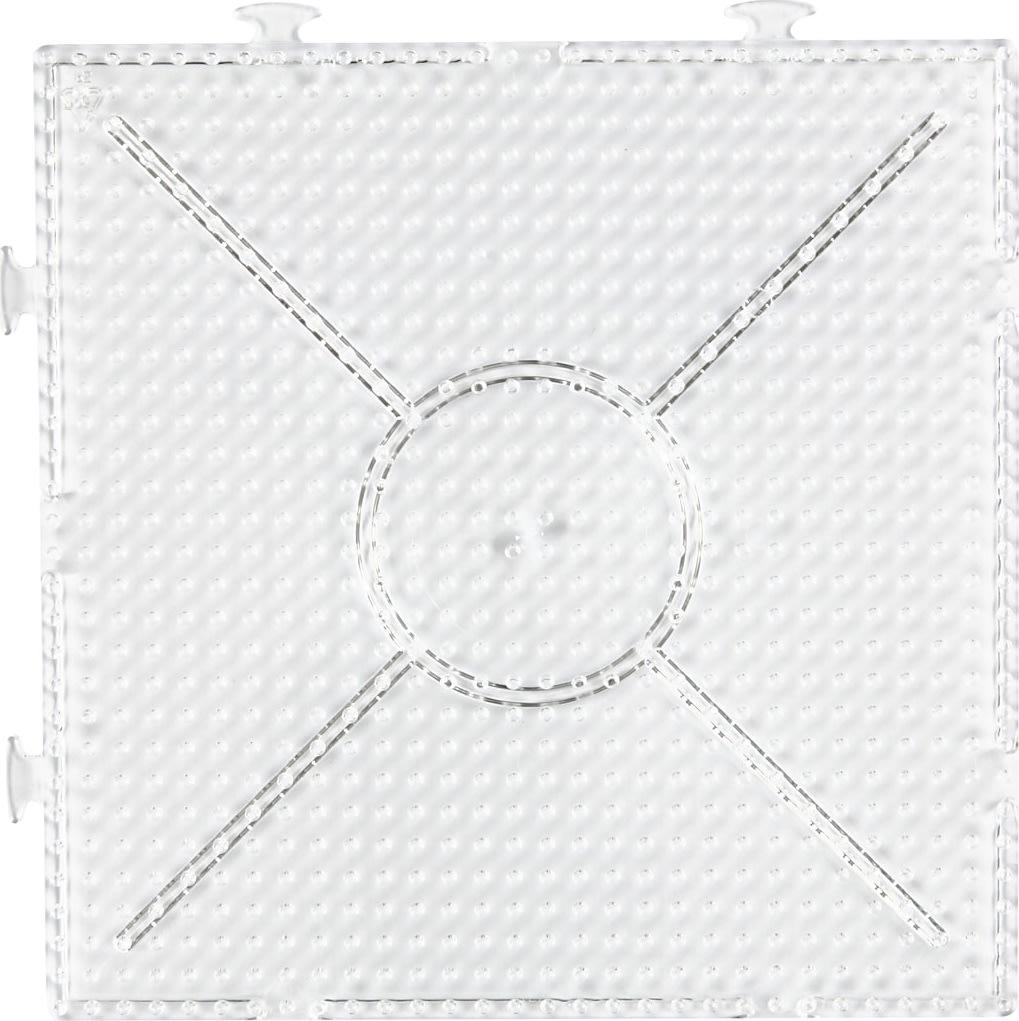 PhotoPearls Perleplade, 15x15 cm, samlekvadrat