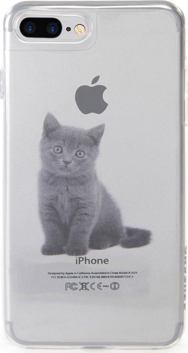 Tucano iPhone 7/8 Plus Cambio cover, transparent