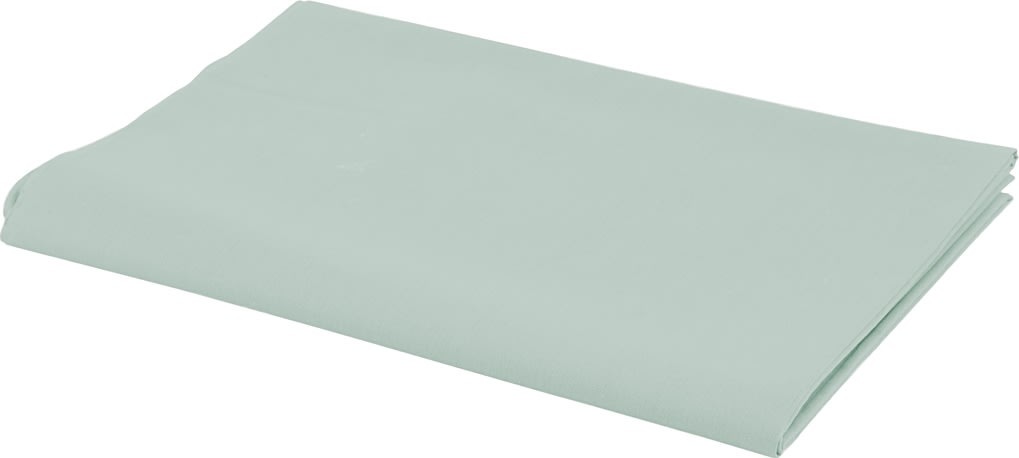 Bomuldsstof, 140g/m2, 1,45x10 m, mintgrøn