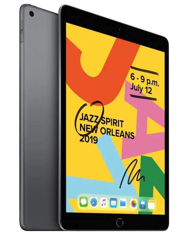 """Apple iPad 2019 10.2"""" Wi-Fi+4G, 32GB, space grey"""