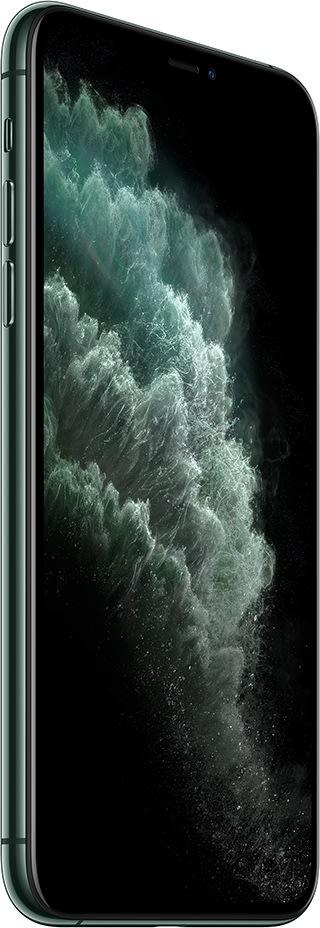 Apple iPhone 11 Pro Max, 256GB, midnatsgrøn