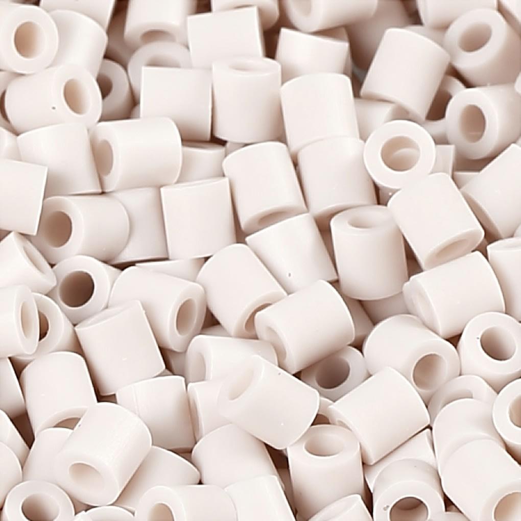 Photo Pearls Rørperler, 1100 stk, lys grå (10)