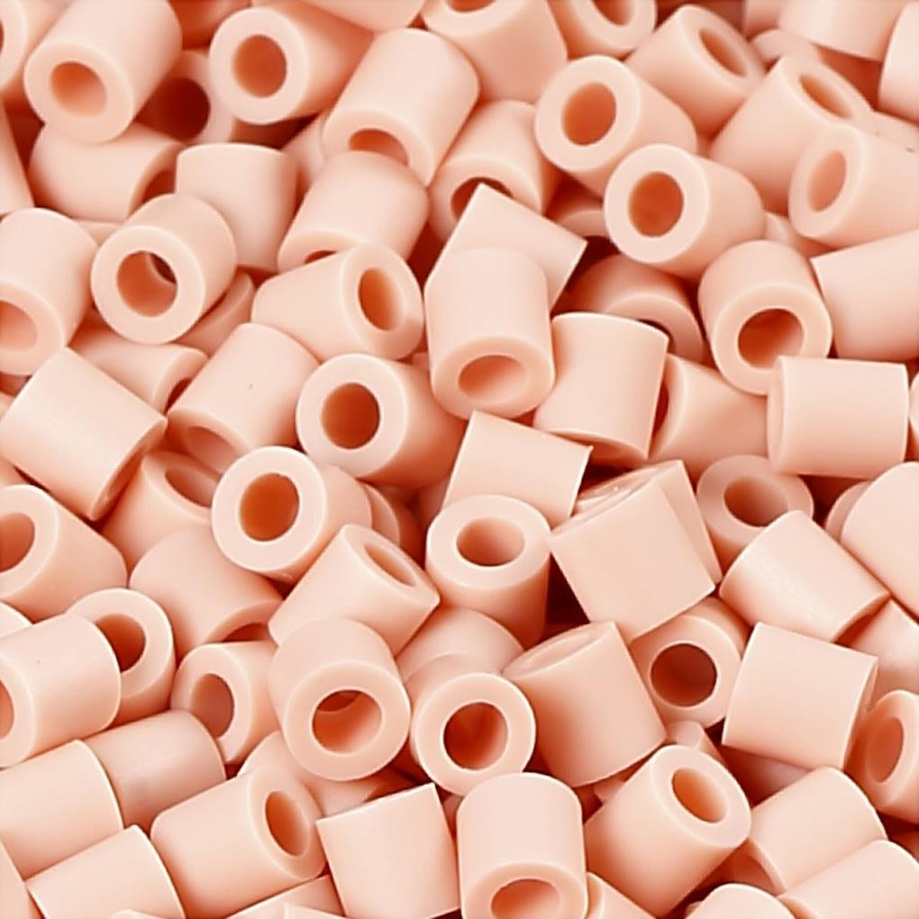 Photo Pearls Rørperler, 1100 stk, rosa (18)