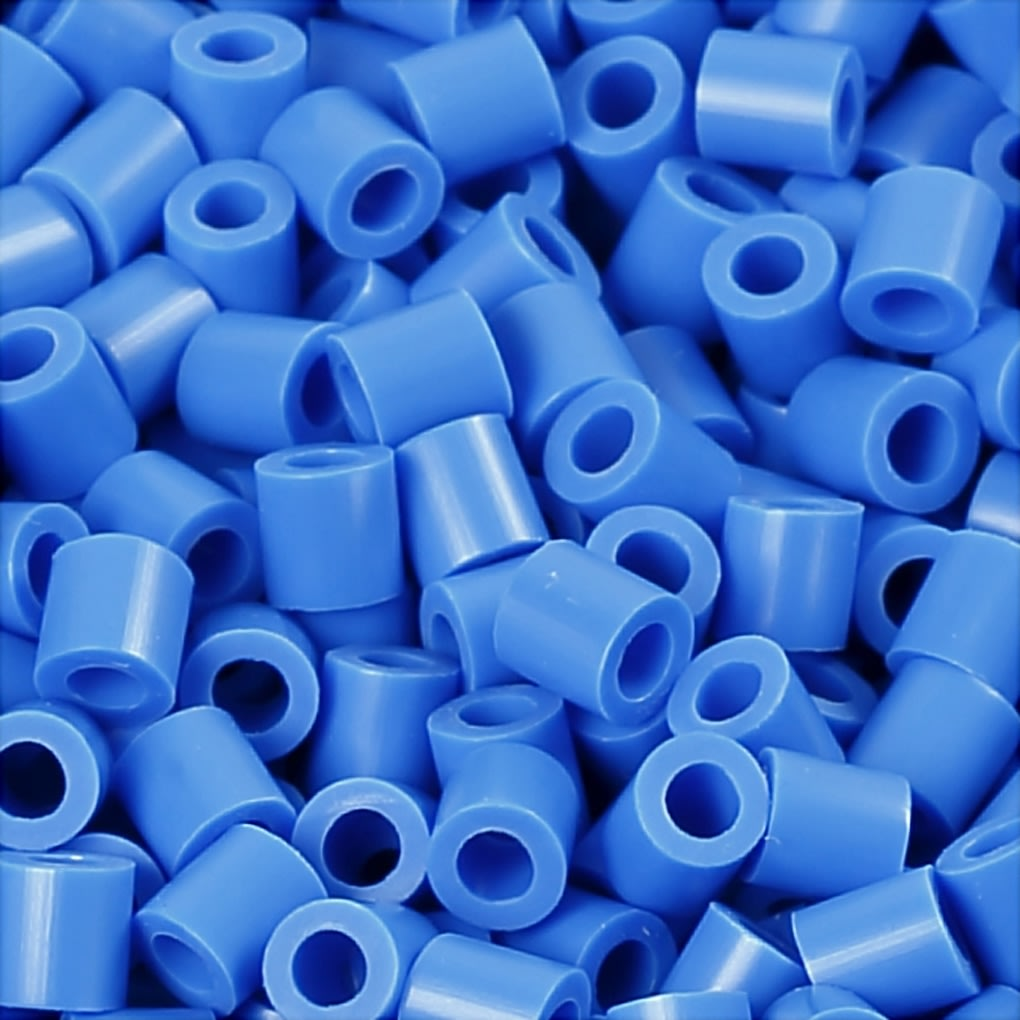 Photo Pearls Rørperler, 6000 stk, blå (17)