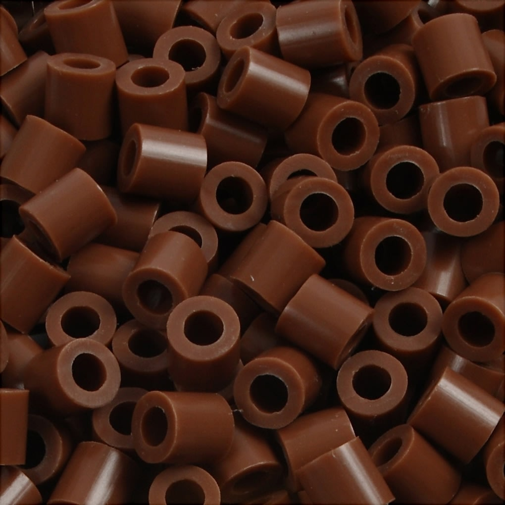 Photo Pearls Rørperler, 6000 stk, chokolade (27)