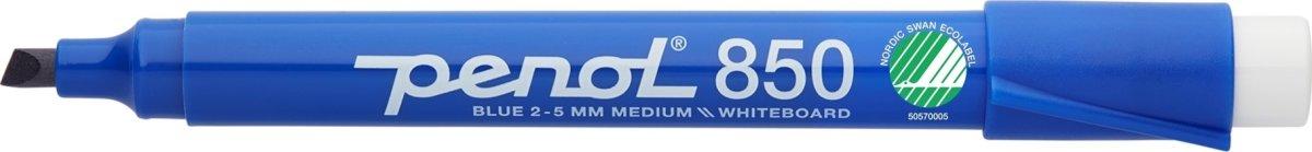Penol 850 whiteboardmarker, blå