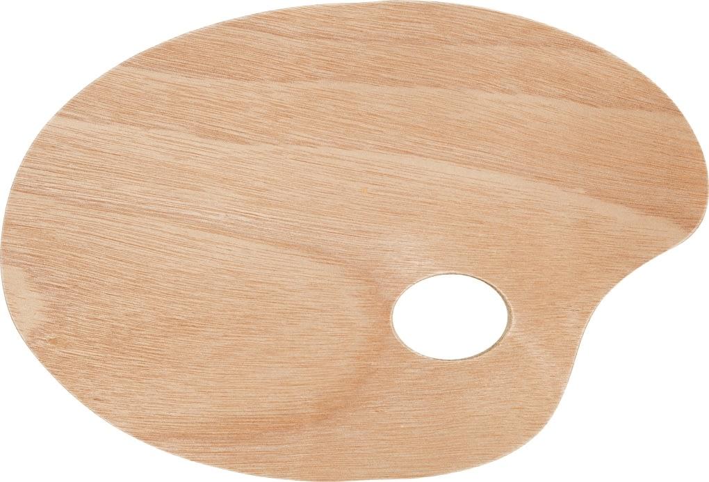 Malerpalette, 20x30 cm