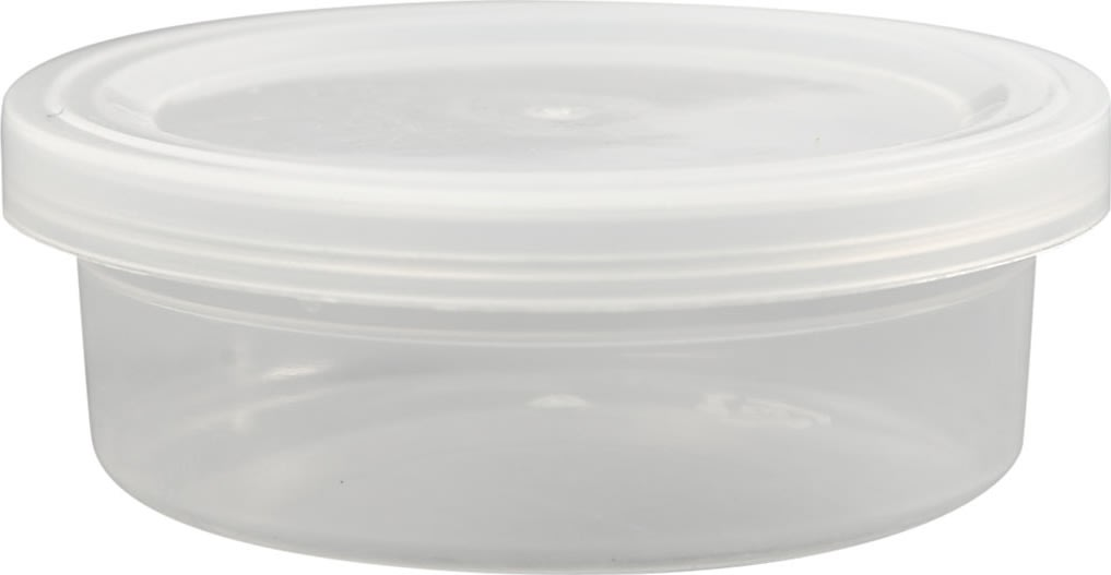 Plastbøtter, 45 ml, 20 stk