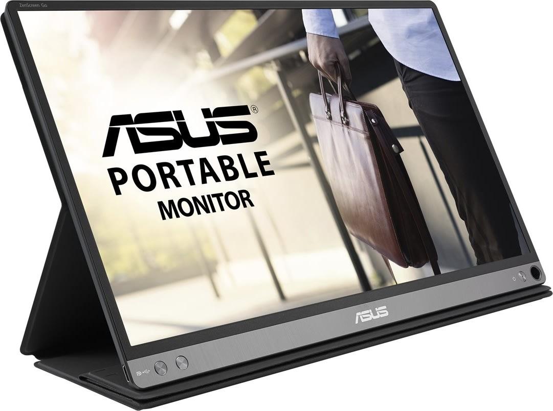 ASUS MON ZenScreen Go MB16AP 15.6i USB Type-C Port