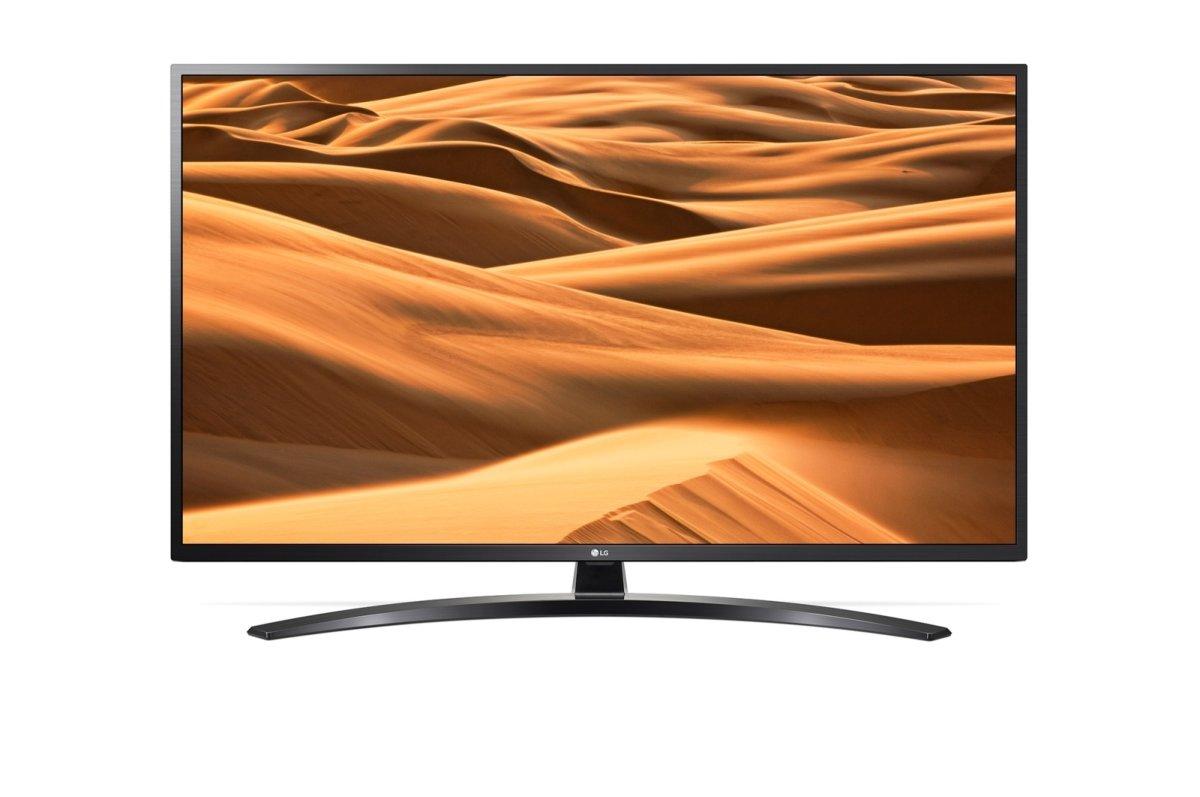 """LG 50UM7450PLA 50"""" 4K Smart TV, sort"""