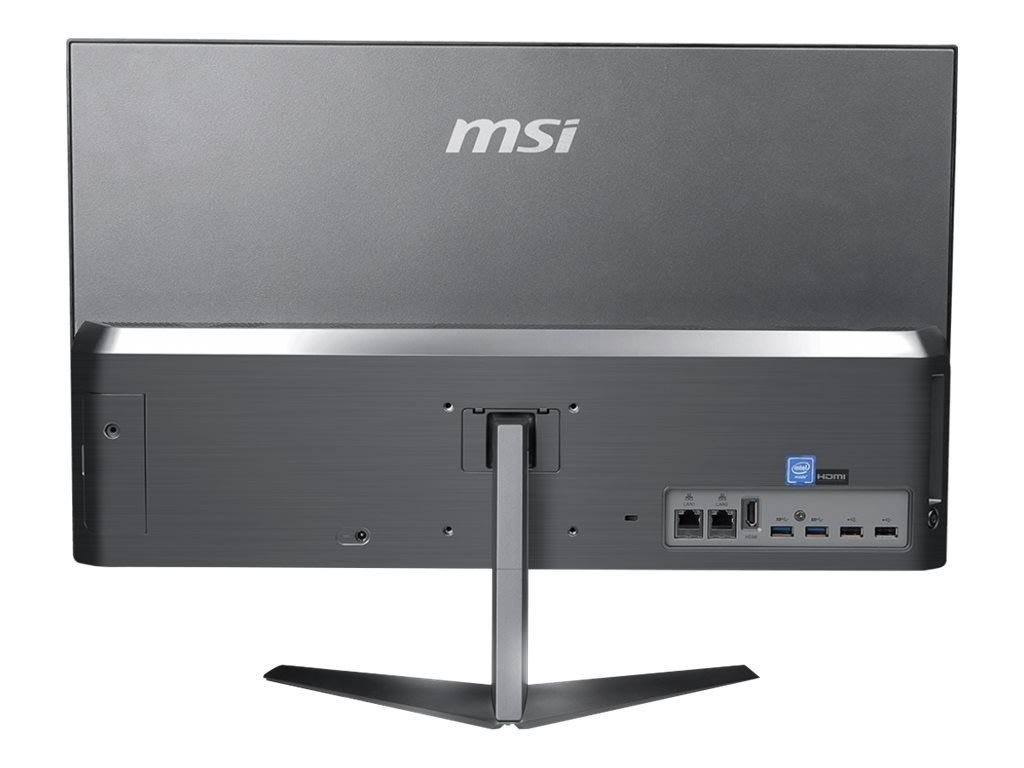 "MSI Pro 24X 7M-006EU 23,8"" gaming monitor, sølv"