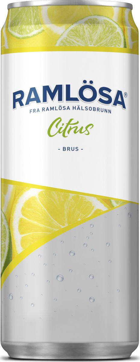 Ramlösa Citrus 33 cl