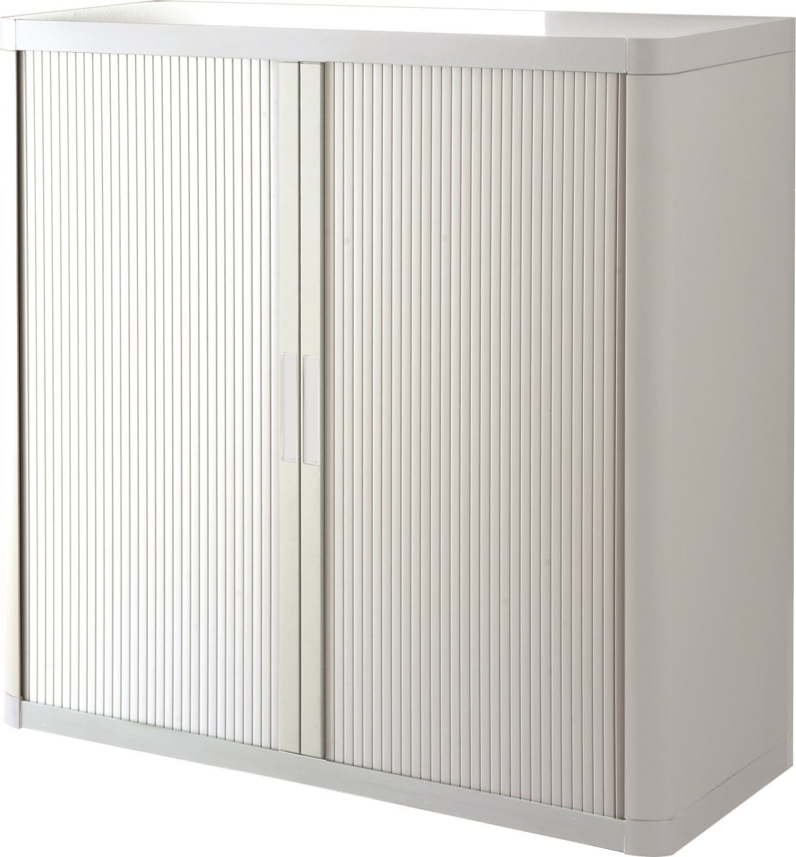 Paperflow Easy Office 1 m, 2 hylder, Hvid