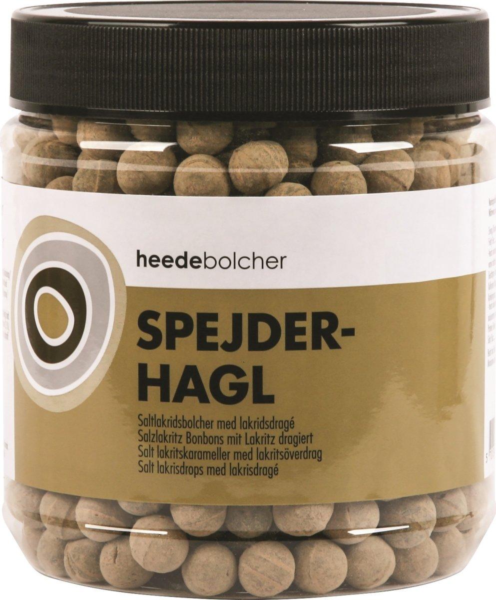 Heede Spejderhagl, 1000 g